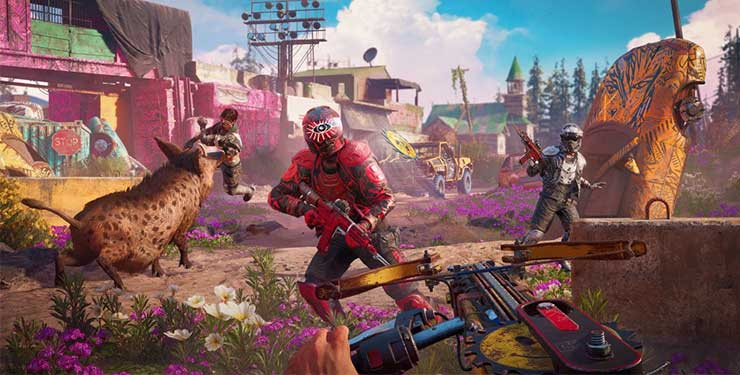 New and Exciting Things in Far Cry New Dawn